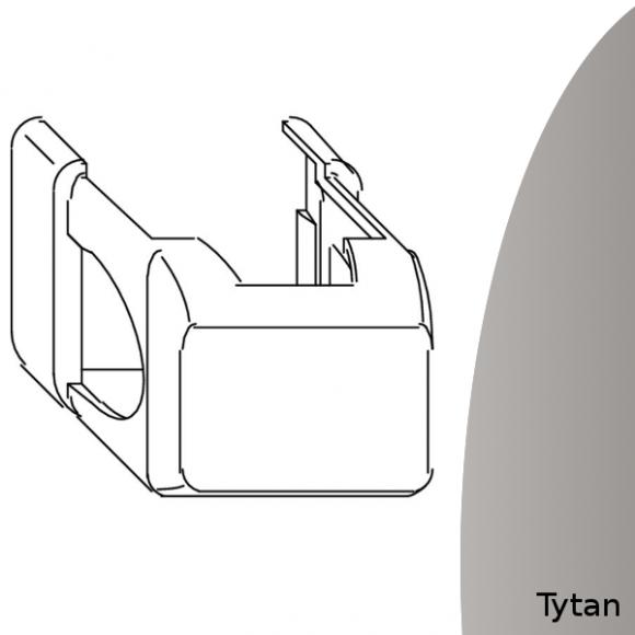 oslonka zawiasu dolnego ramy tytan